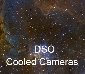 DSO Cooled Cameras